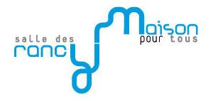 logo Maison pour Tous Salle des Rancy